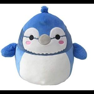 Squishmallow Babs the Bluejay